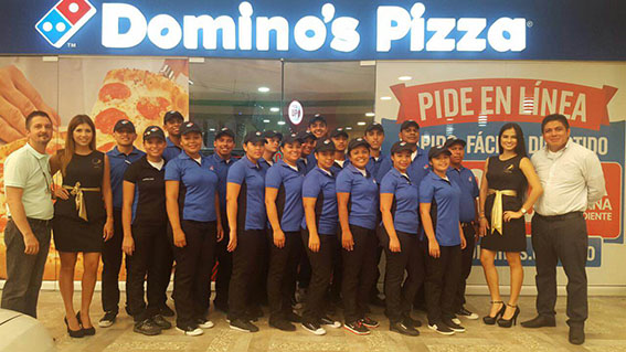 dominos pizza cartagena-mujer pazcana-revista pazcana